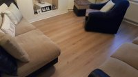 Loft Collection Natural Oak