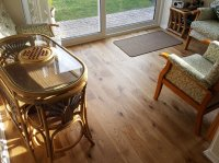 Carpenter's Choice lacquered Oak