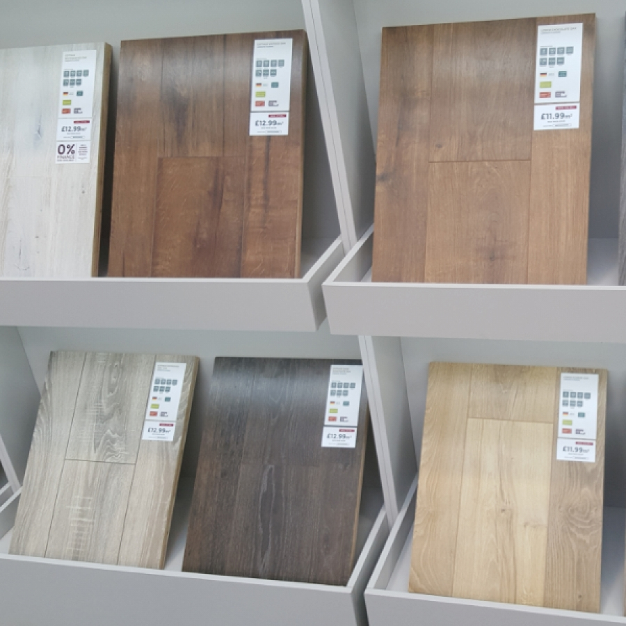 Cottage Laminates @ Direct Wood Flooring